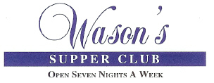 Wason's Supper Club